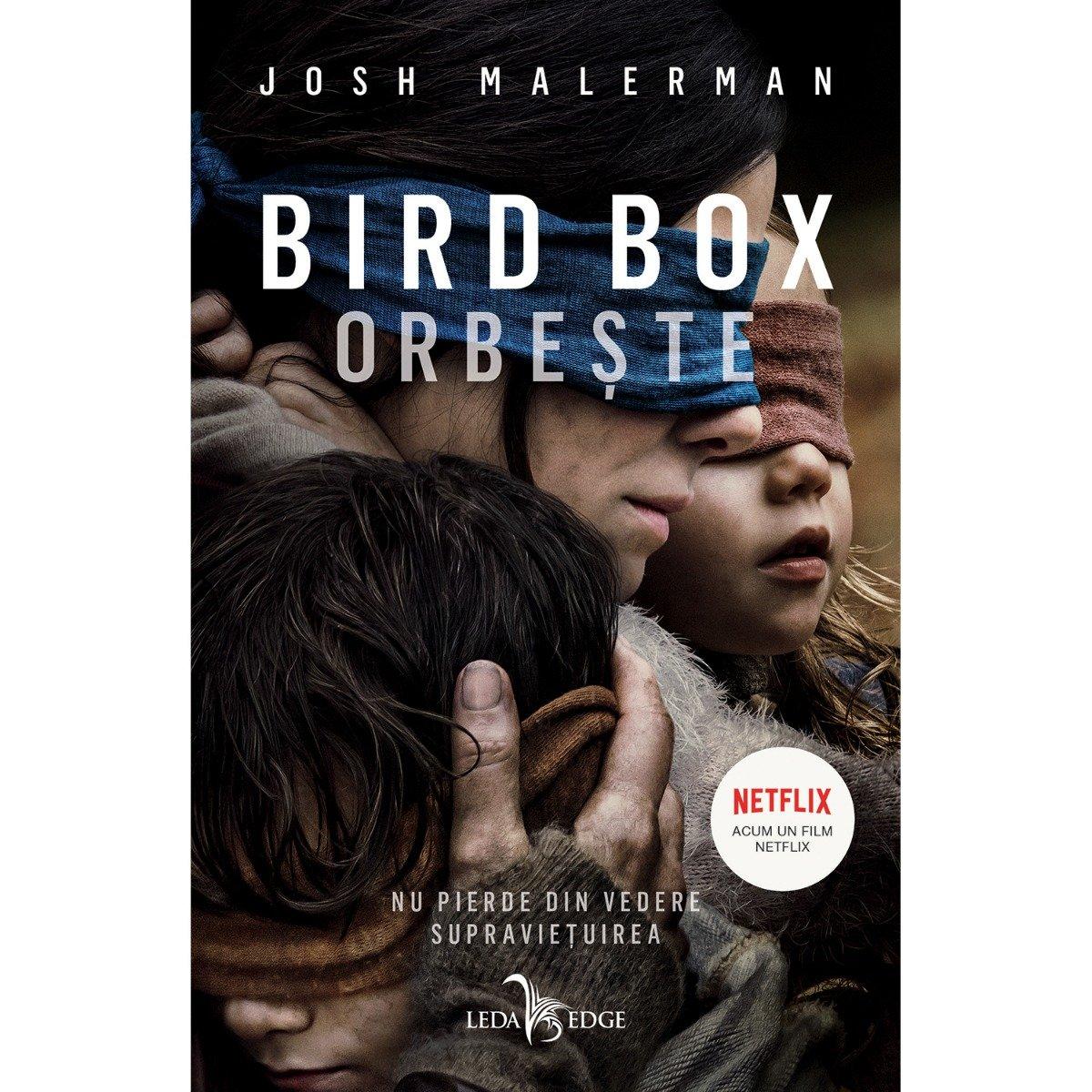 Carte Editura Corint, Bird box. Orbeste, Josh Malerman imagine