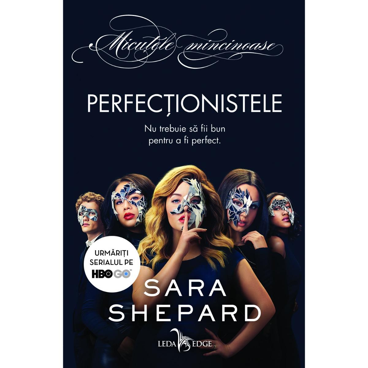 Carte Editura Corint, Perfectionistele, Sara Shepard imagine