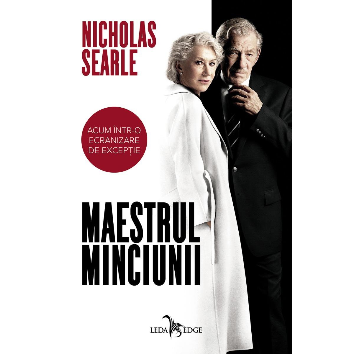 Carte Editura Corint, Maestrul minciunii, Nicholas Searle imagine