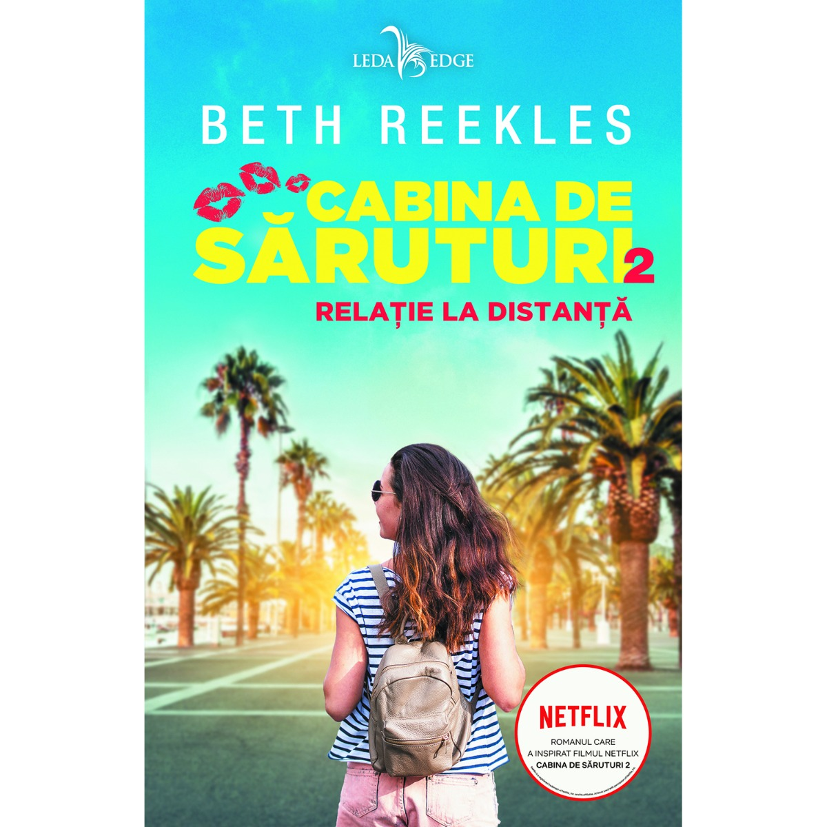 Carte Editura Corint, Cabina de saruturi vol. 2 Relatie la distanta, Beth Reekles