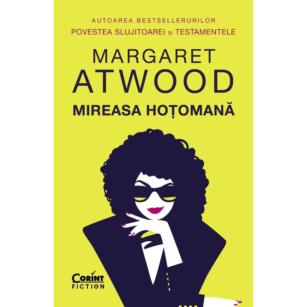 Carte Editura Corint, Mireasa hotomana, Margaret Atwood imagine