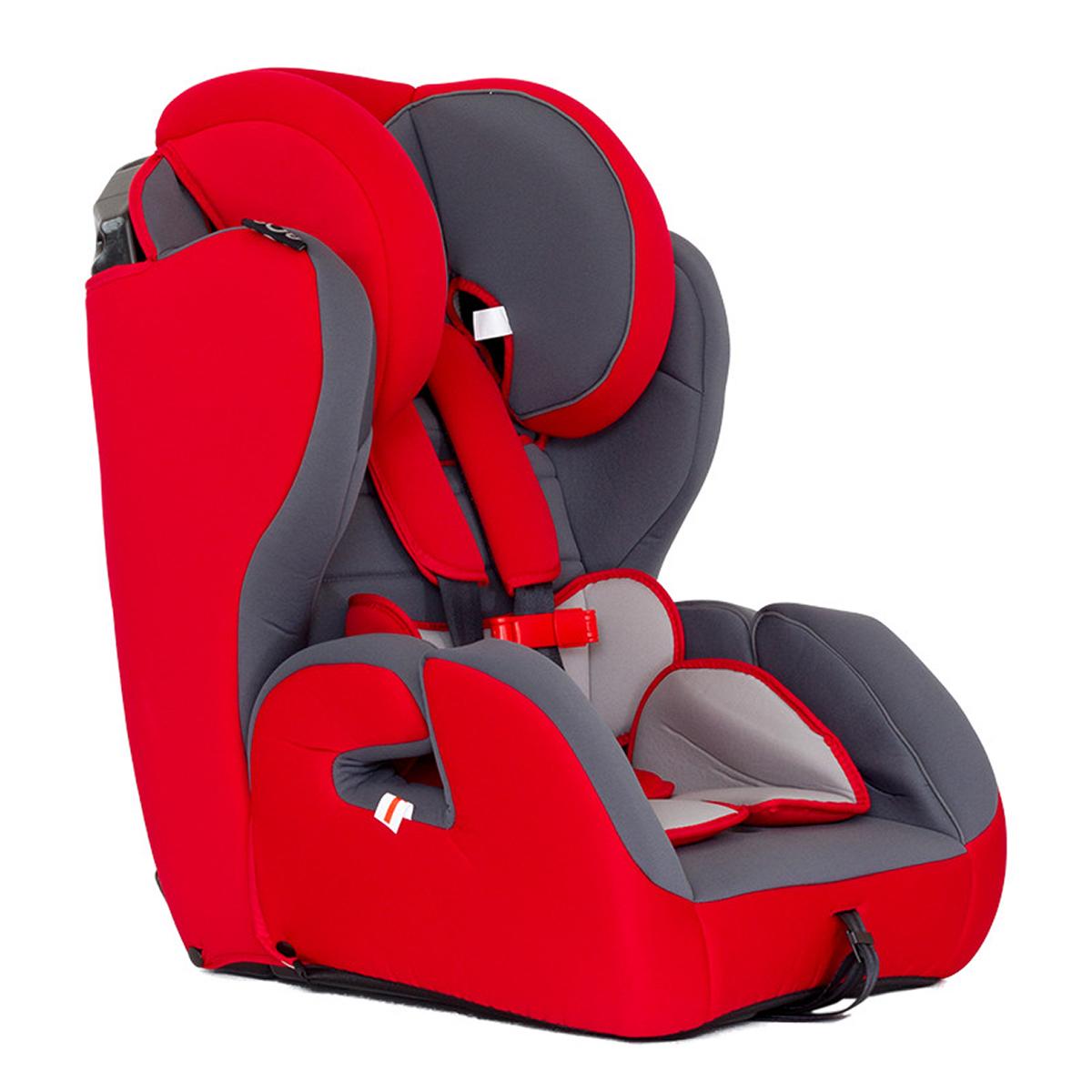 scaun auto copii bqs - minno red