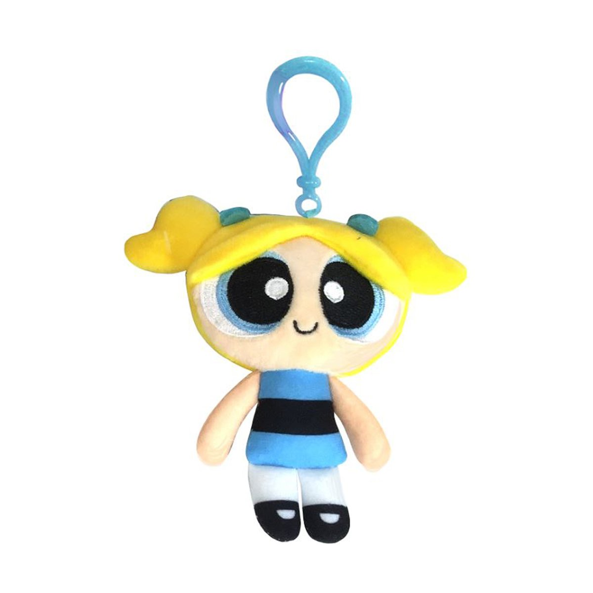 Breloc cu figurina Powerpuff Girls Bubbles