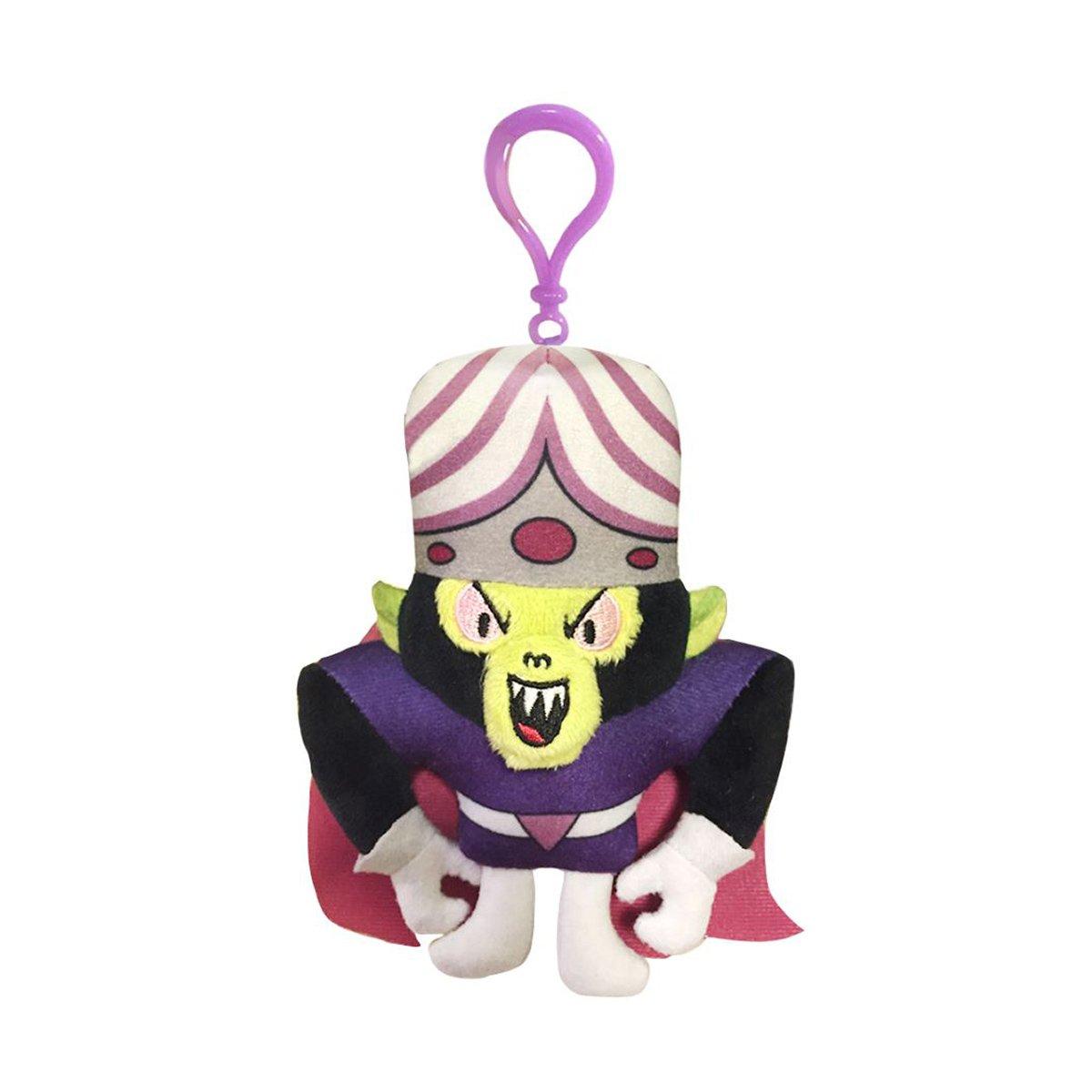 Breloc cu figurina Powerpuff Girls Mojo Jojo