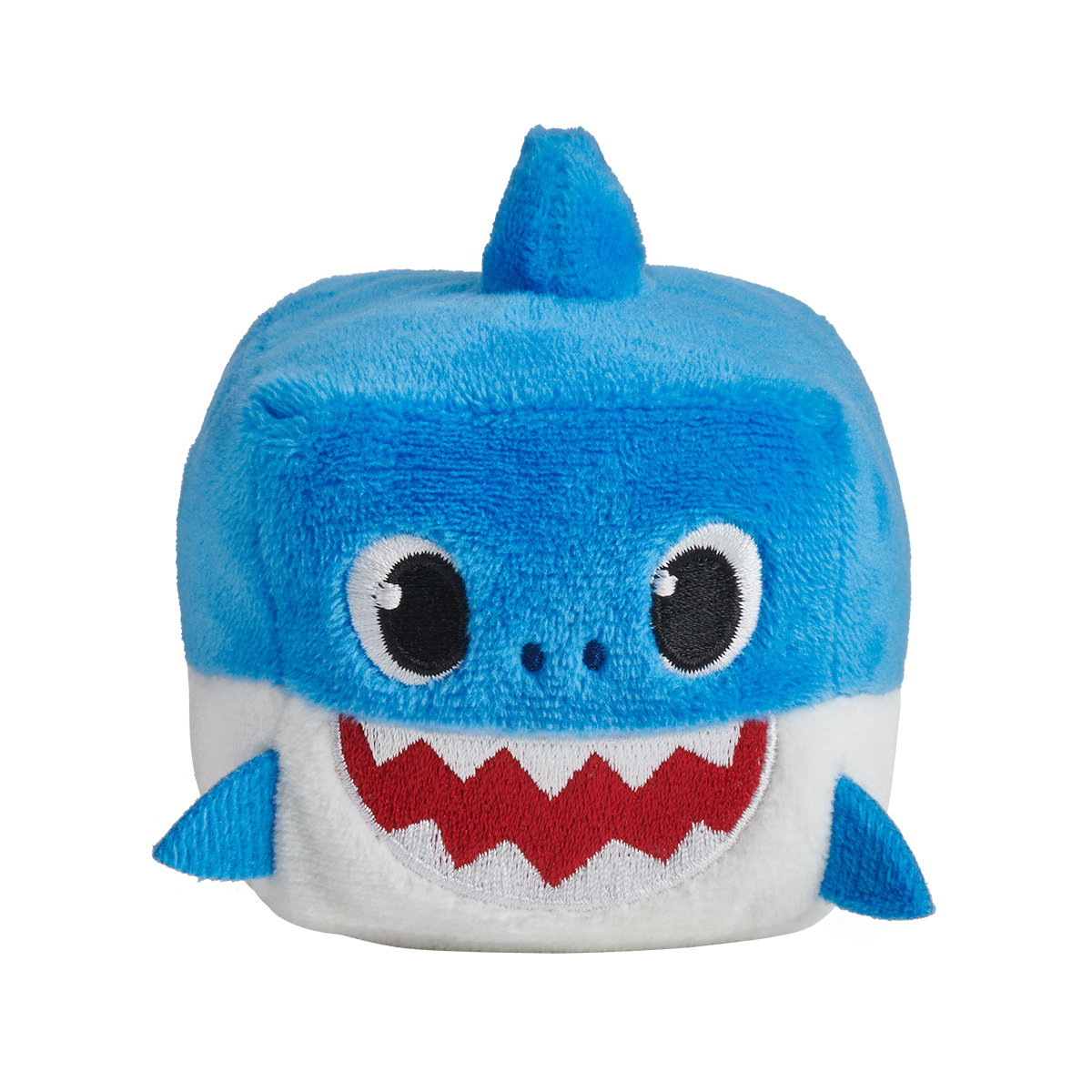 Jucarie interactiva cu sunete Baby Shark, Rechin, Albastru