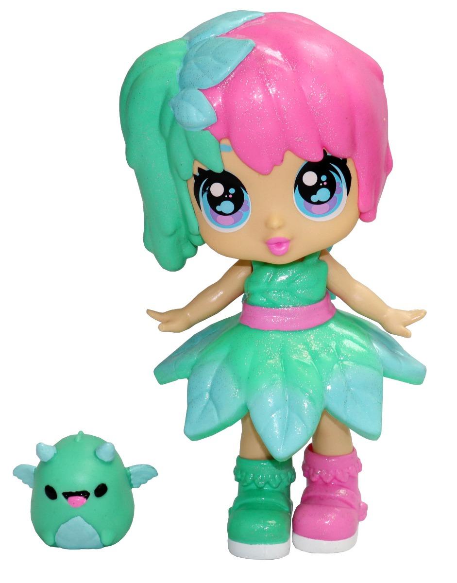 Papusa Bubble Trouble Doll Peppermint Fairy Wave 2