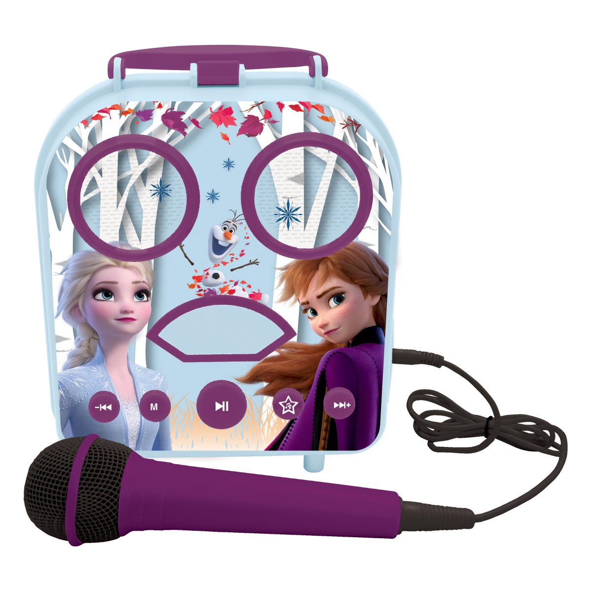 Set Karaoke portabil, Disney Frozen 2