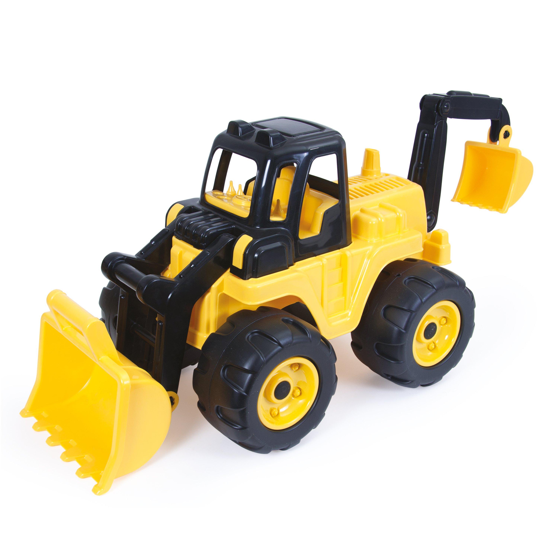 Buldozer cu excavator Dolu Max Power imagine