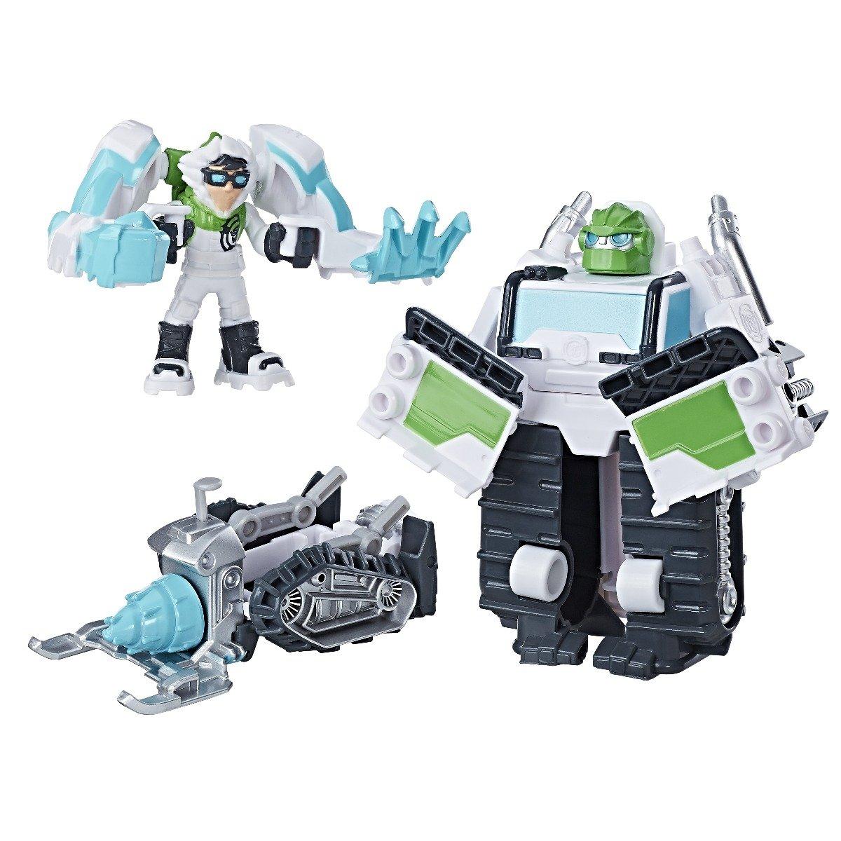 Set Transformers - Echipa de salvare a lui Bumblebee, Artic Rescue Boulder