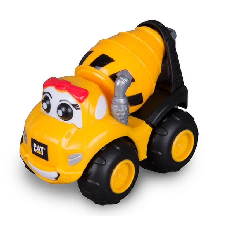 camion cat buildin' crew wigglers - mixin' maggie