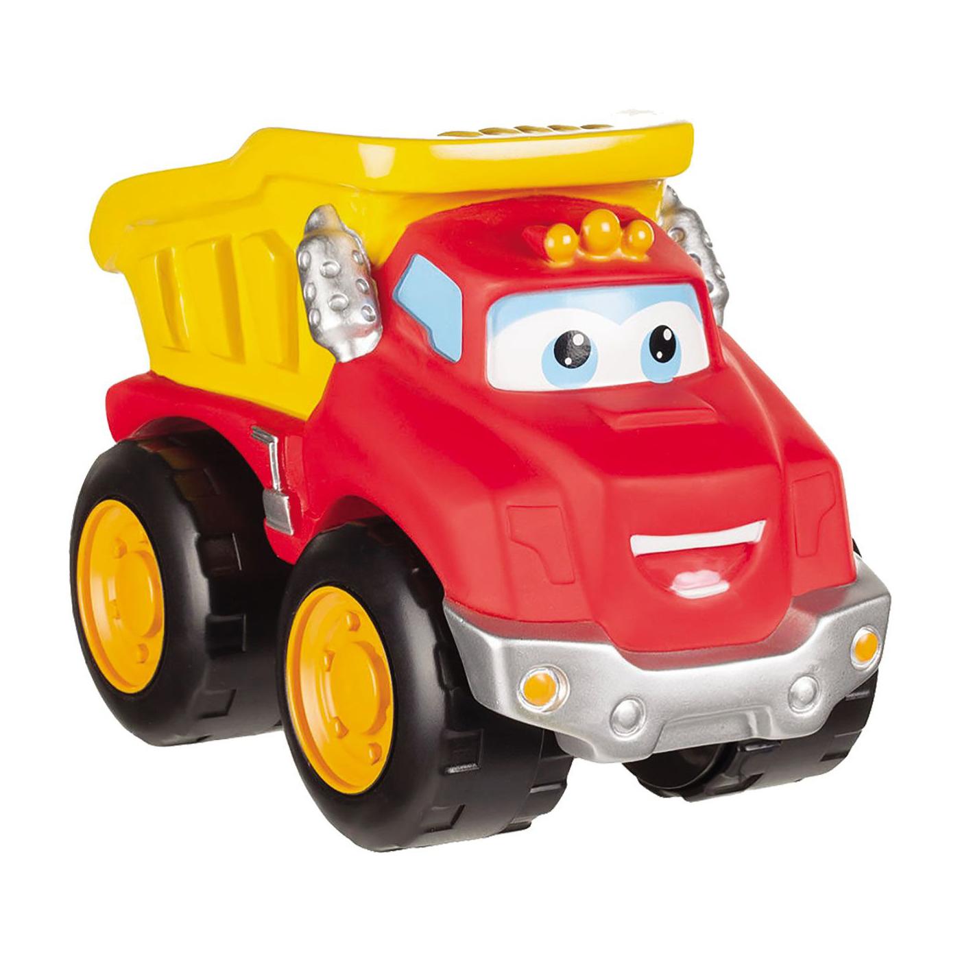 camion chuck si prietenii - chunky cruisers