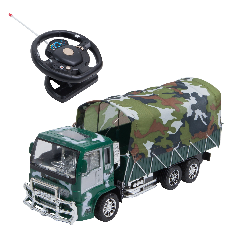 camion militar cu telecomanda noriel 3078