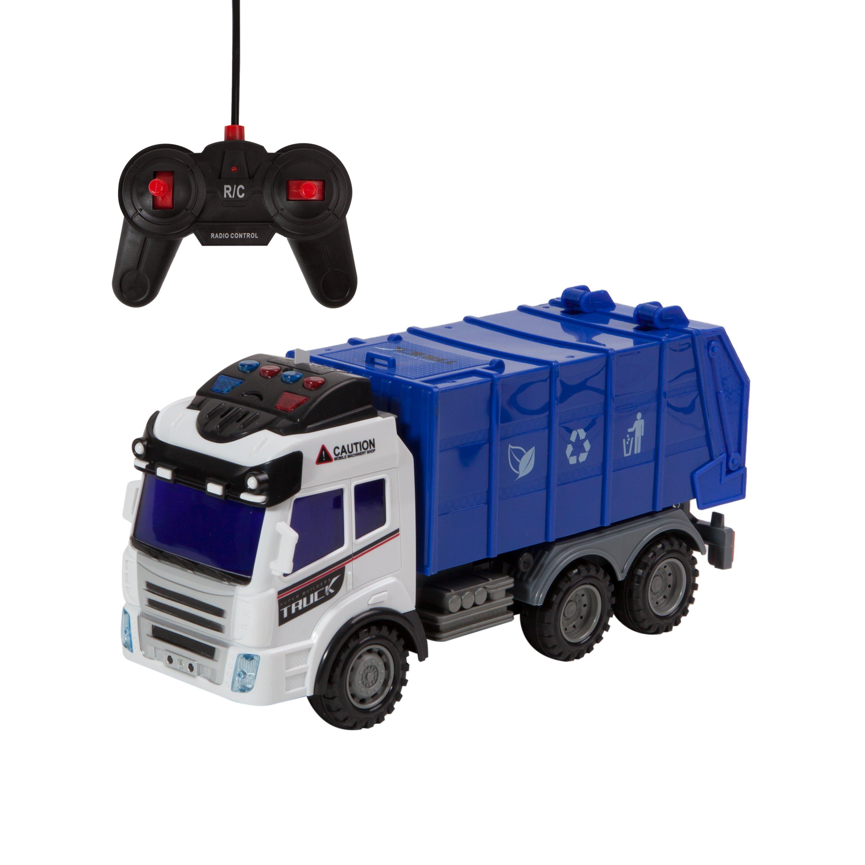 camion pentru gunoi cu telecomanda noriel masini utilitare