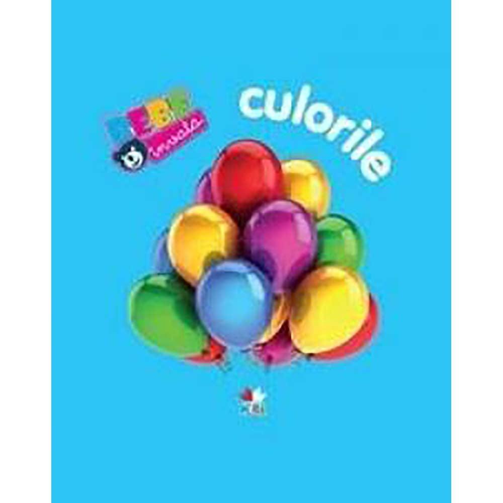 Carte Editura Litera, Culorile. Bebe invata. Ed a IV-a