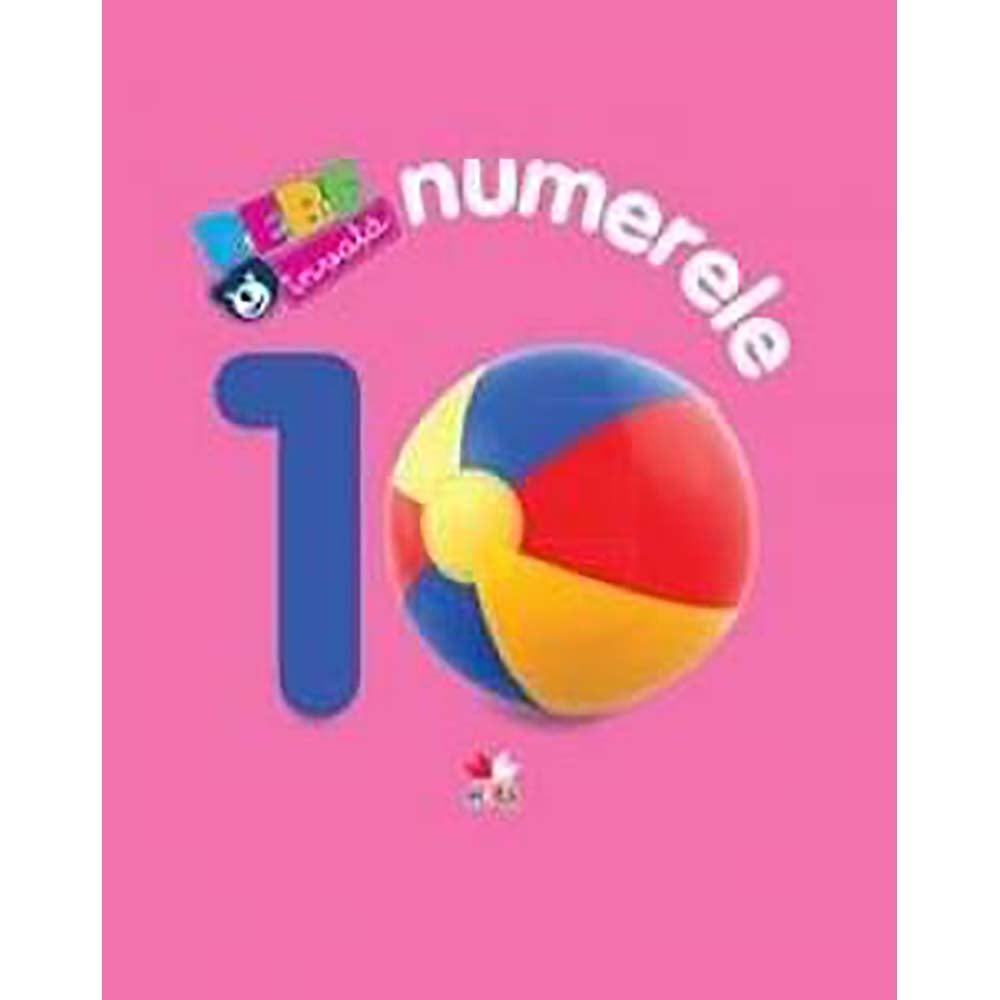 Carte Editura Litera, Numerele. Bebe invata. Ed. a IV-a