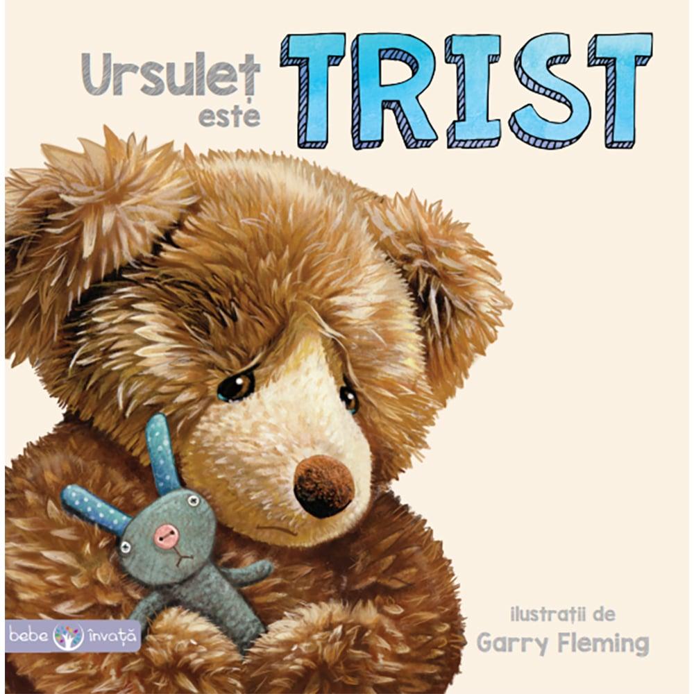 Carte Editura Litera, Ursulet este trist