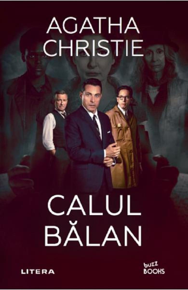 Carte Editura Litera, Calul balan, Agatha Christie imagine
