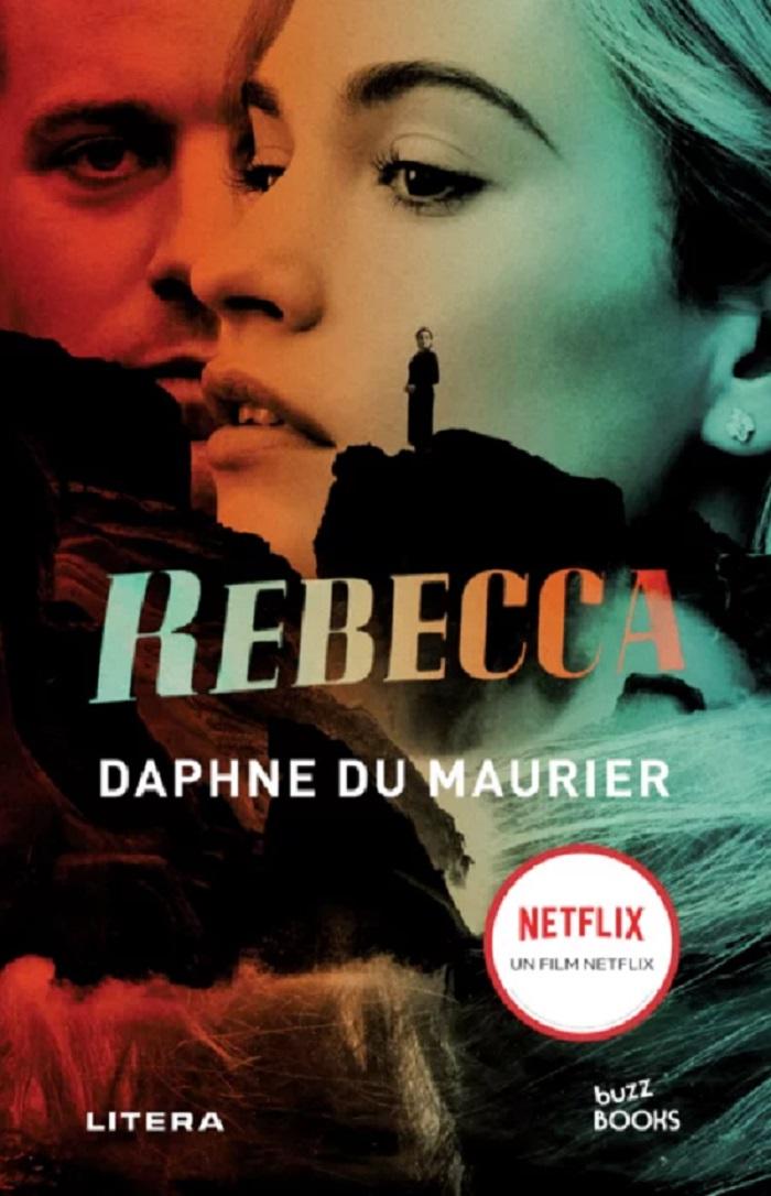 Carte Editura Litera, Rebecca, Daphne du Maurier imagine