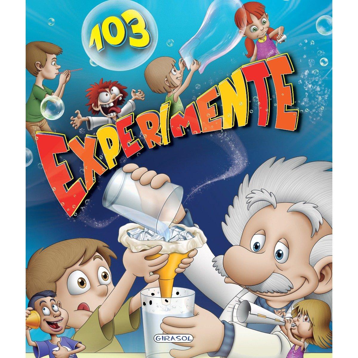Carte Girasol - 103 experimente
