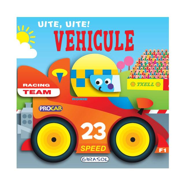 Carte Girasol - Uite Uite Vehicule