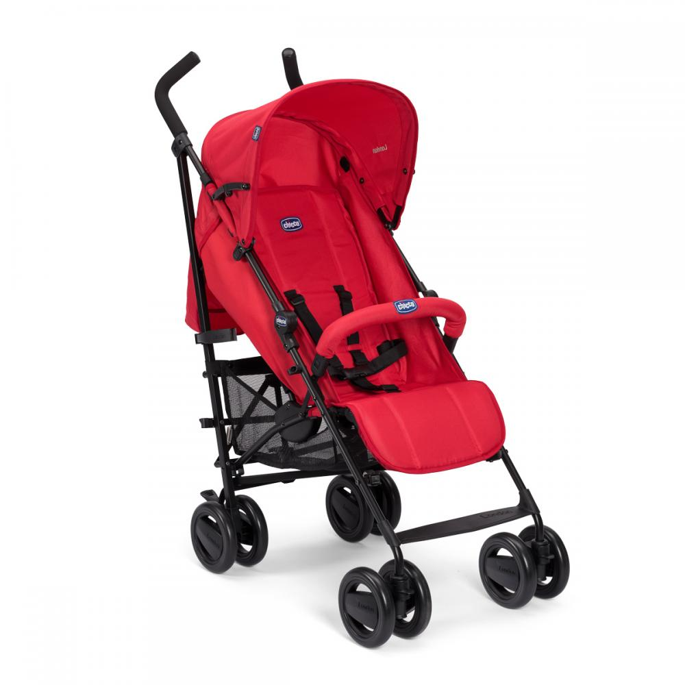 carucior sport chicco london - red passion