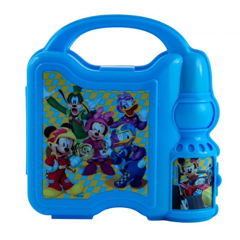 Caserola pentru pranz cu sticla de apa Mickey imagine