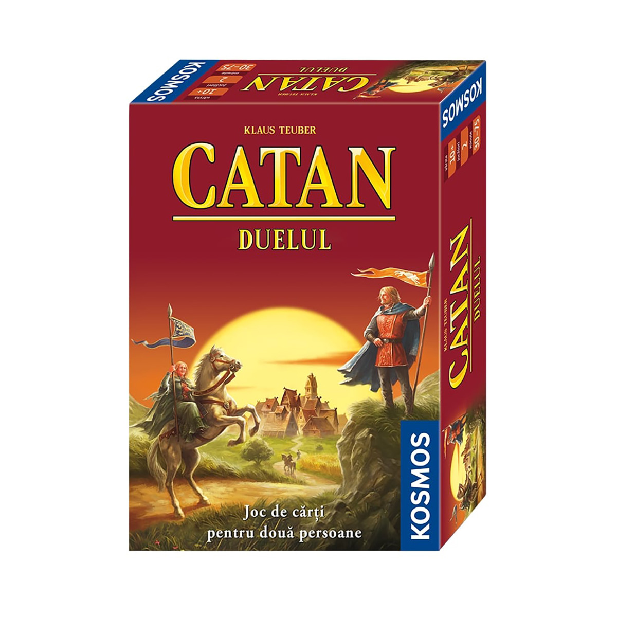 Joc Catan, Duelul
