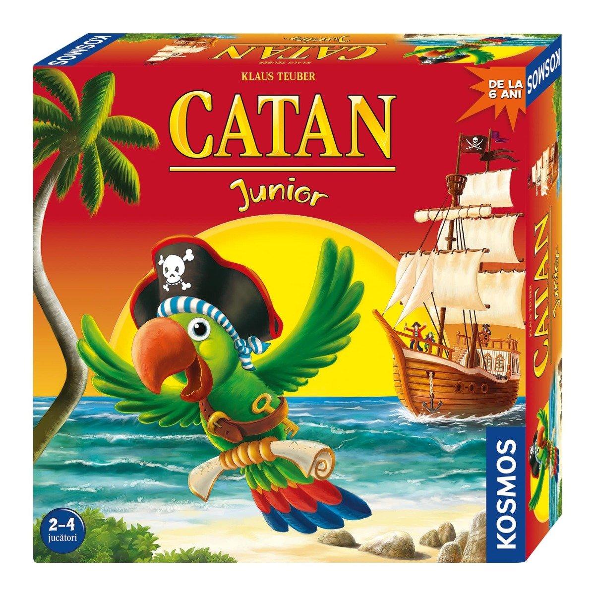 Joc Catan Junior imagine