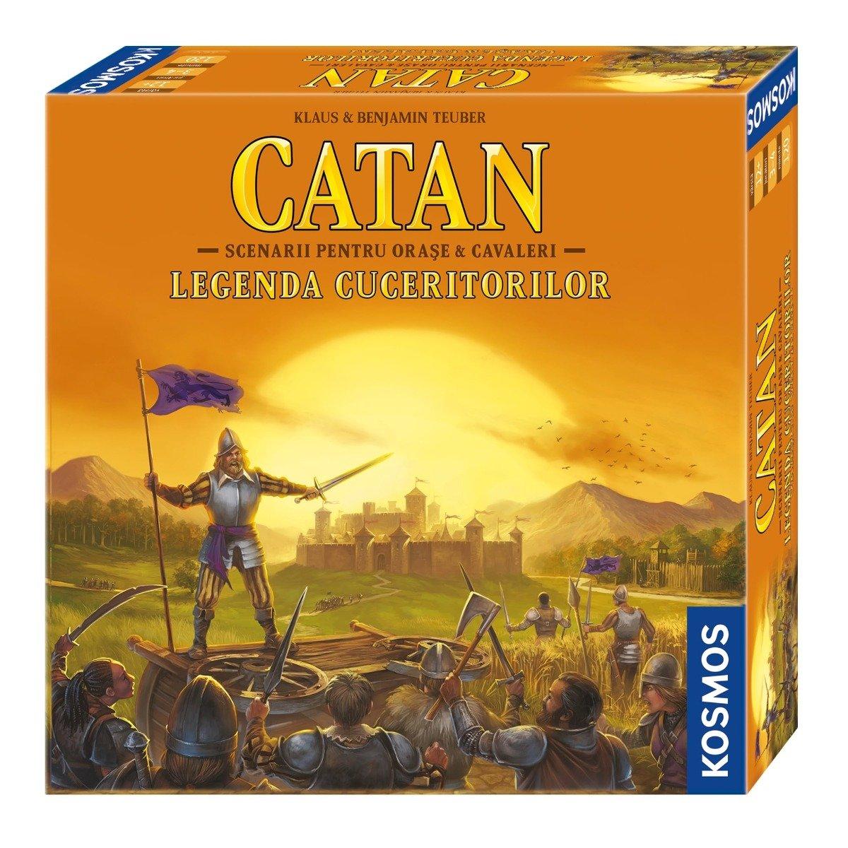 Joc Catan, Legenda cuceritorilor, editie aniversara 20 de ani