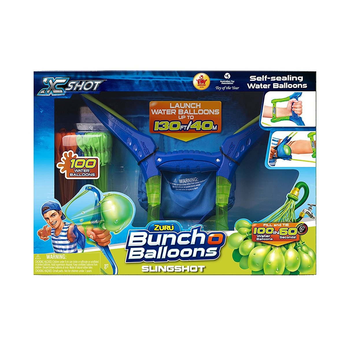 Catapulta Bunch O Balloons imagine