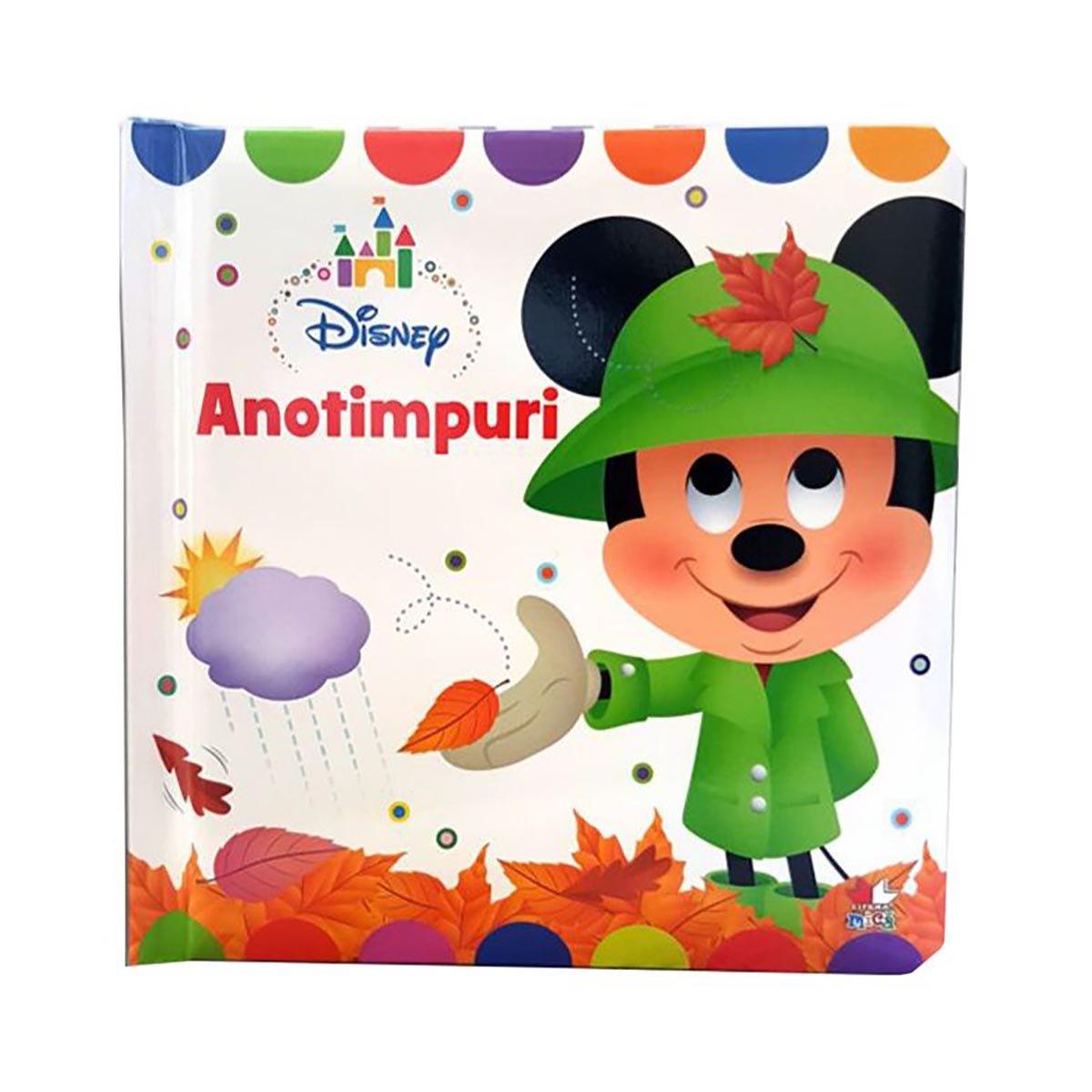 Carte copii Anotimpuri, Disney