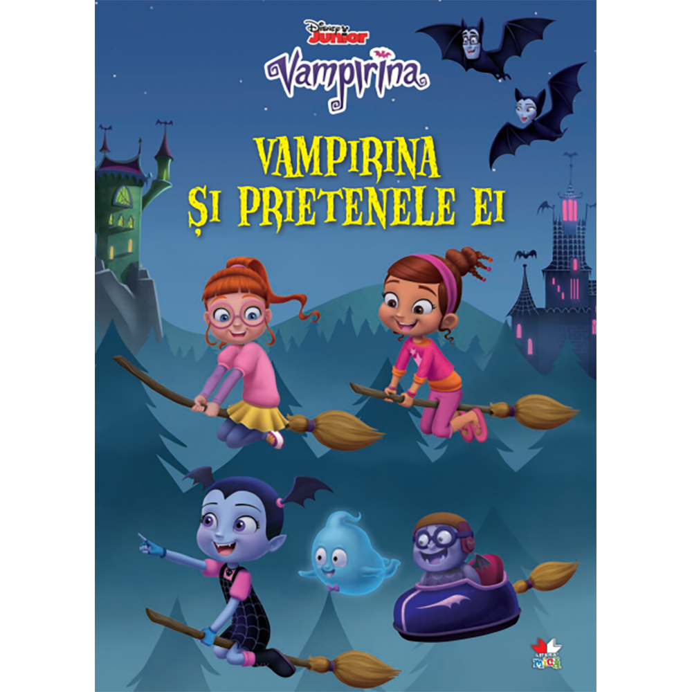 Carte Editura Litera, Disney. Vampirina. Vampirina si prietenele ei
