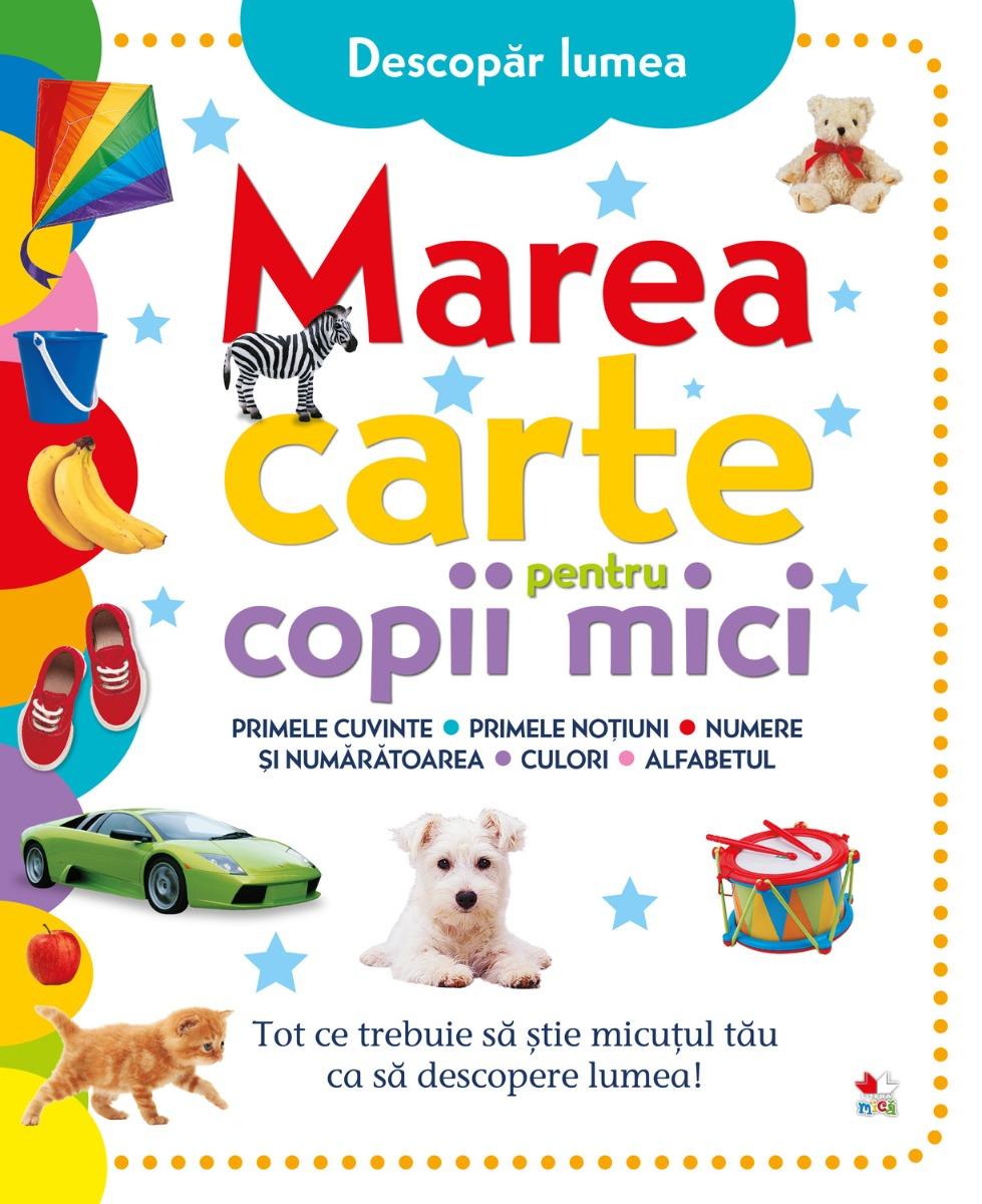Marea carte pentru copii mici - Editura Litera