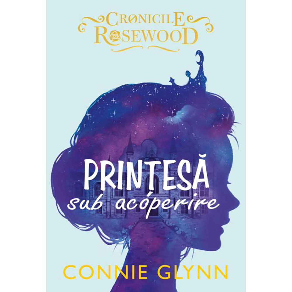 Carte Editura Litera, Printesa sub acoperire, Connie Glynn