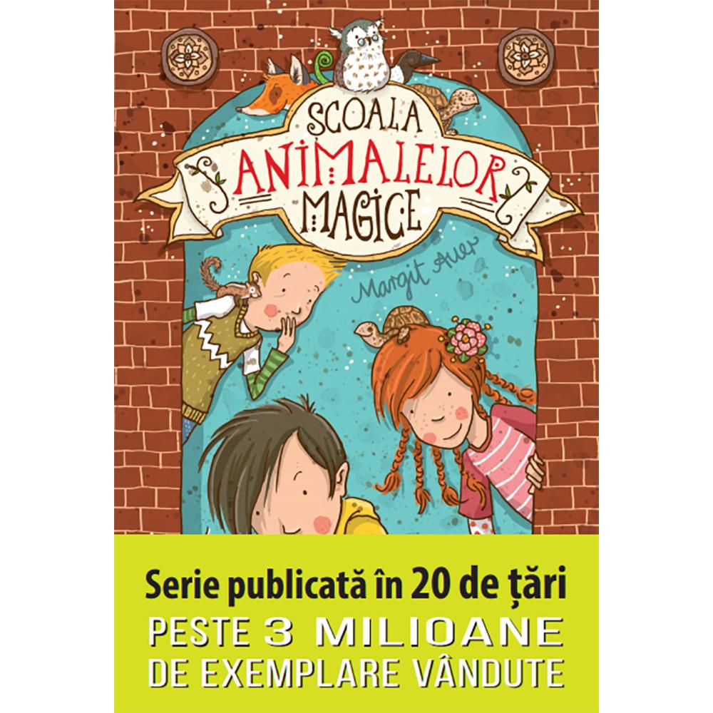 Carte Editura Litera, Scoala animalelor magice, Margit Auer