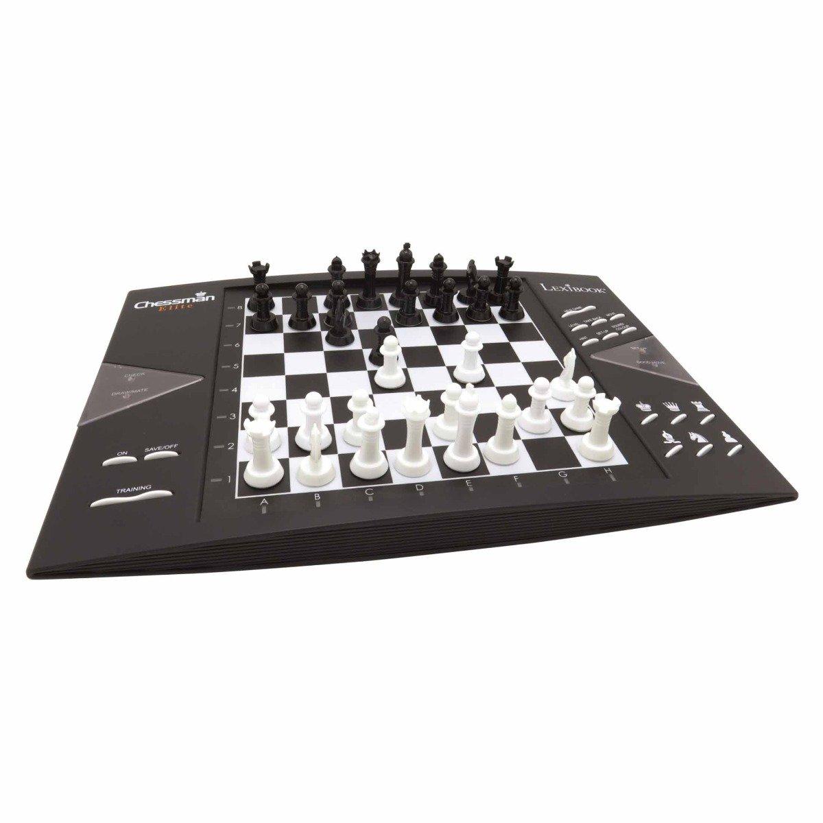 Jucarie interactiva Lexibook, Sah electronic ChessMan Elite