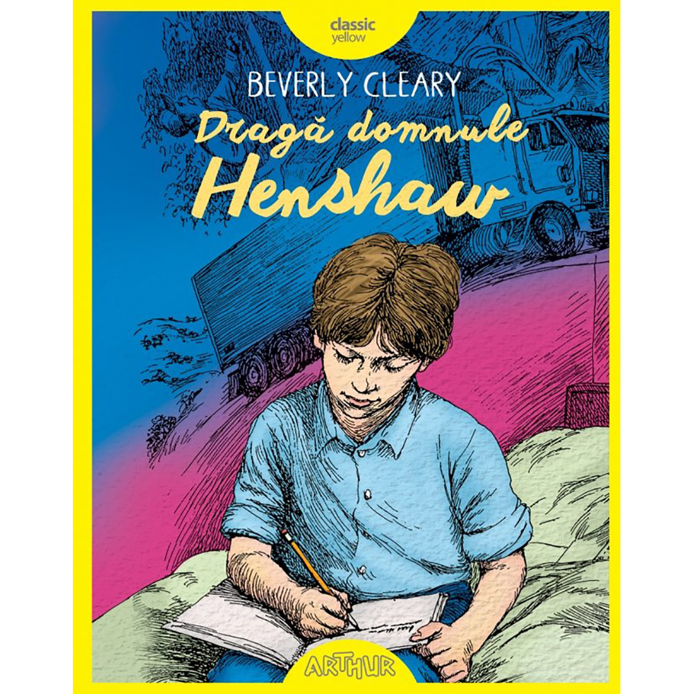 Carte Editura Arthur, Draga domnule Henshaw, Beverly Cleary