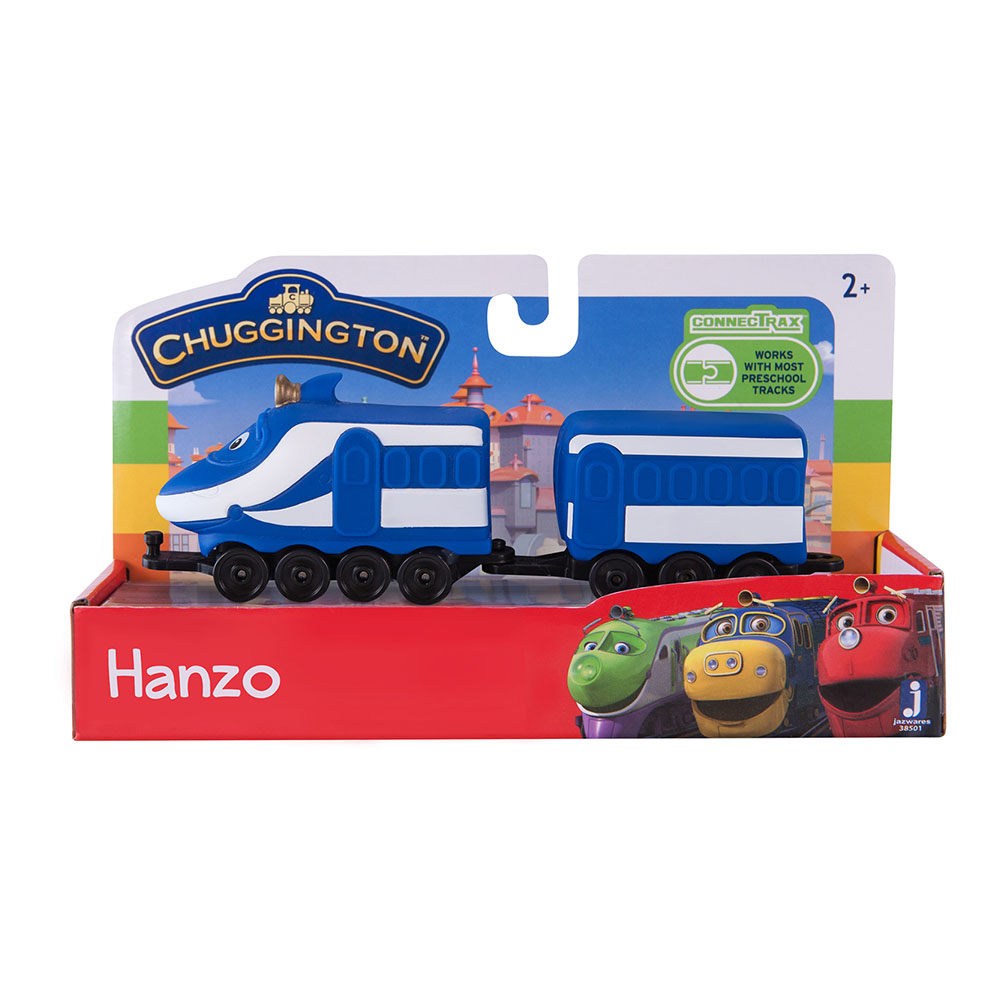 Locomotiva Chuggington - Hanzo