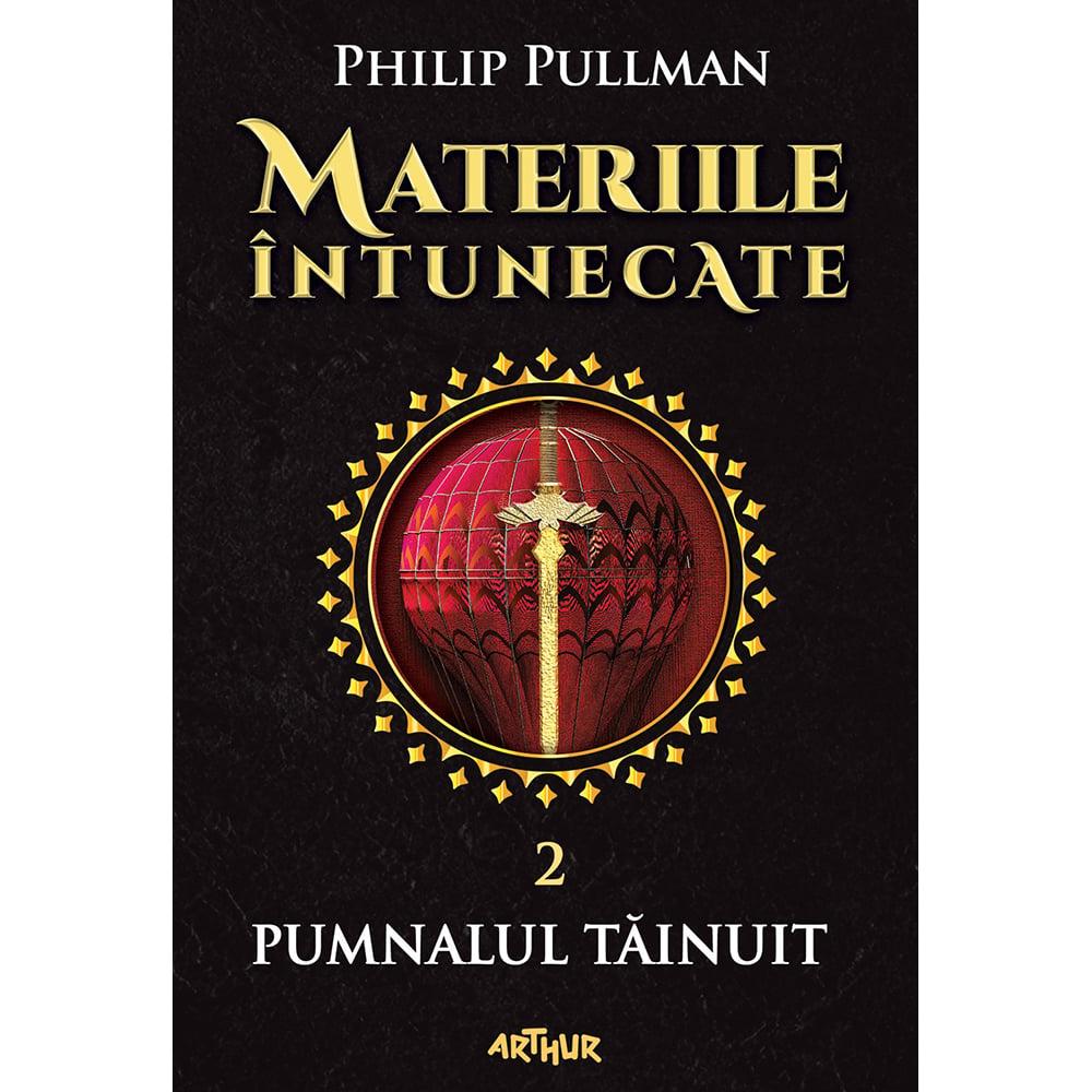 Carte Editura Arthur, Materiile intunecate 2: Pumnalul tainuit, Philip Pullman