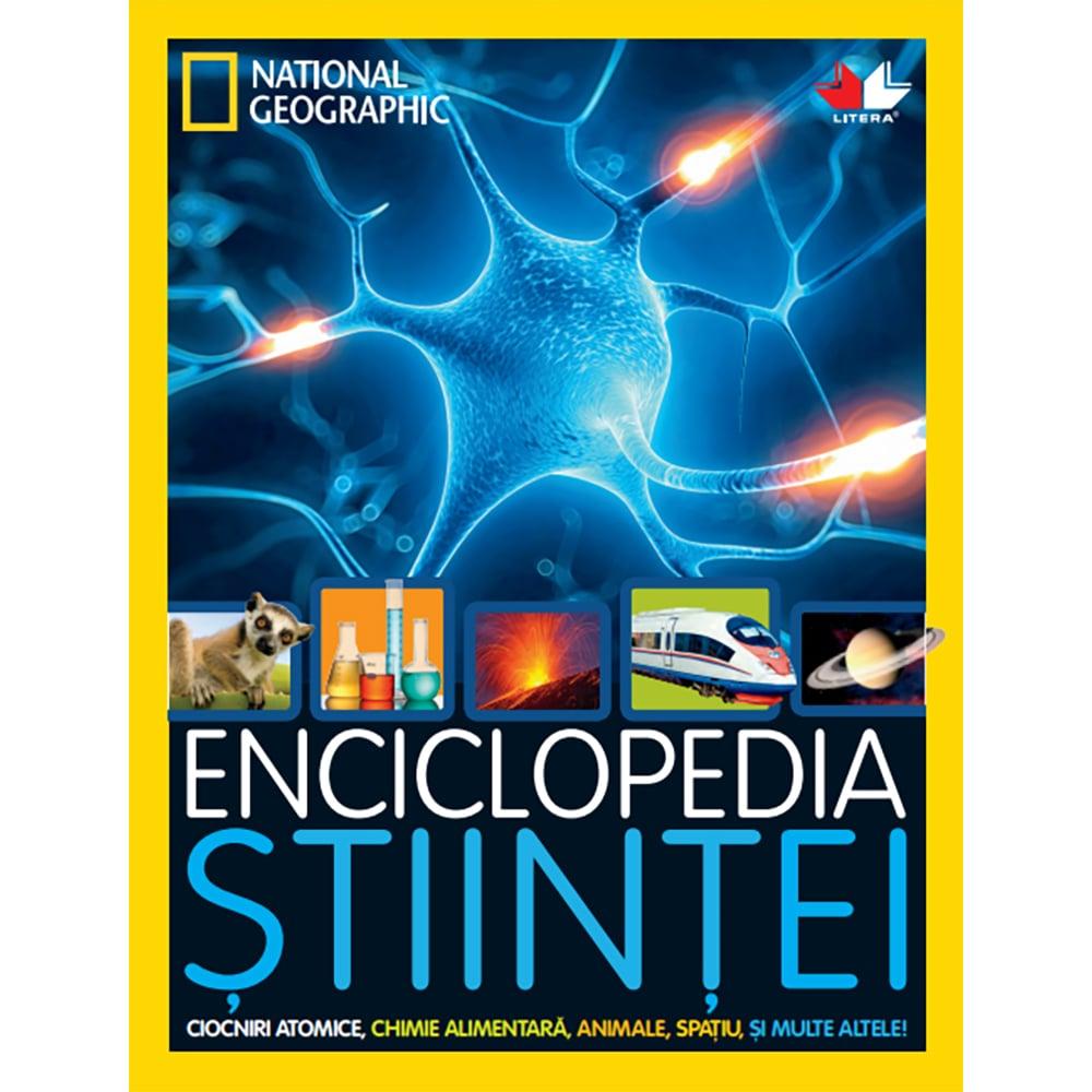 Carte Editura Litera, Enciclopedia stiintei