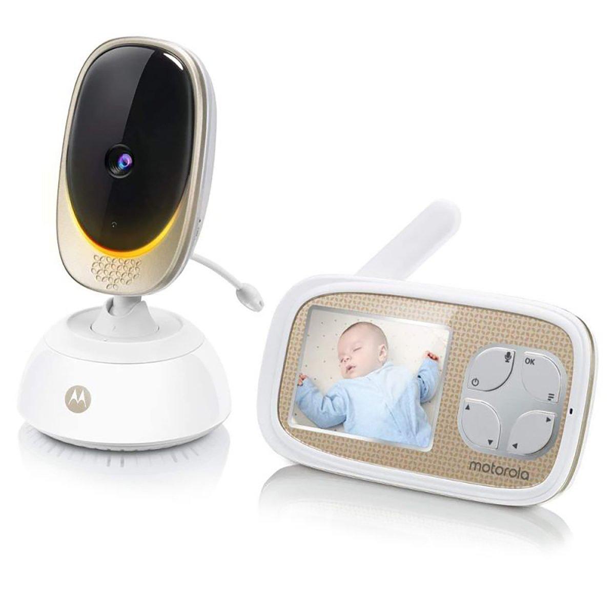 Video Monitor Digital + Wi-Fi Motorola Connect Comfort45 imagine