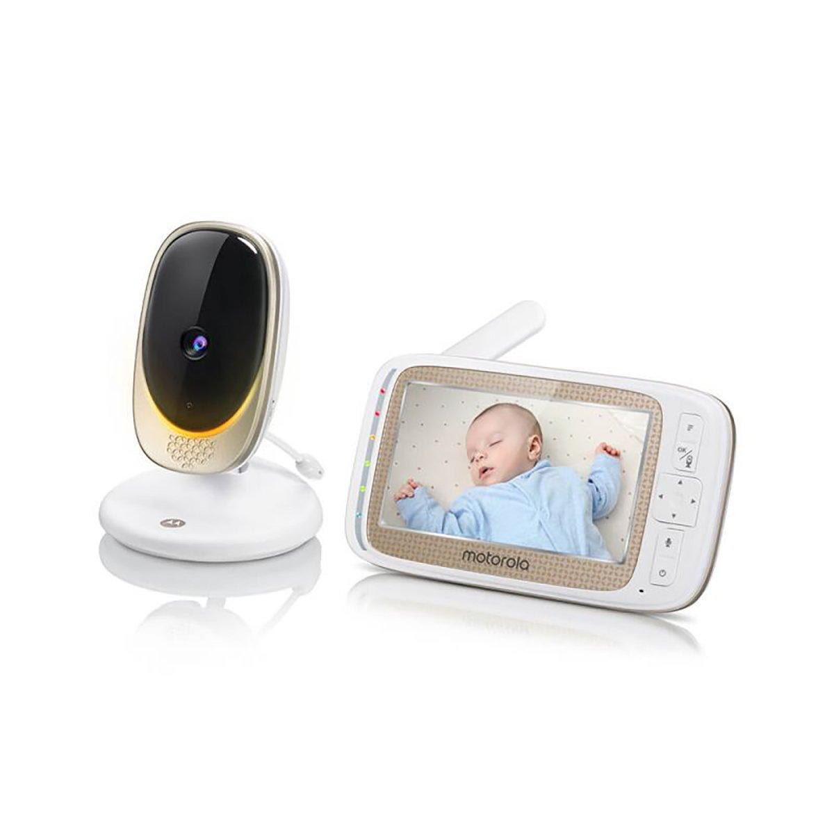 Video Monitor Digital + Wi-Fi Connect Motorola Comfort60 imagine
