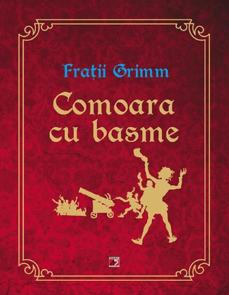 Comoara cu basme, Fratii Grimm