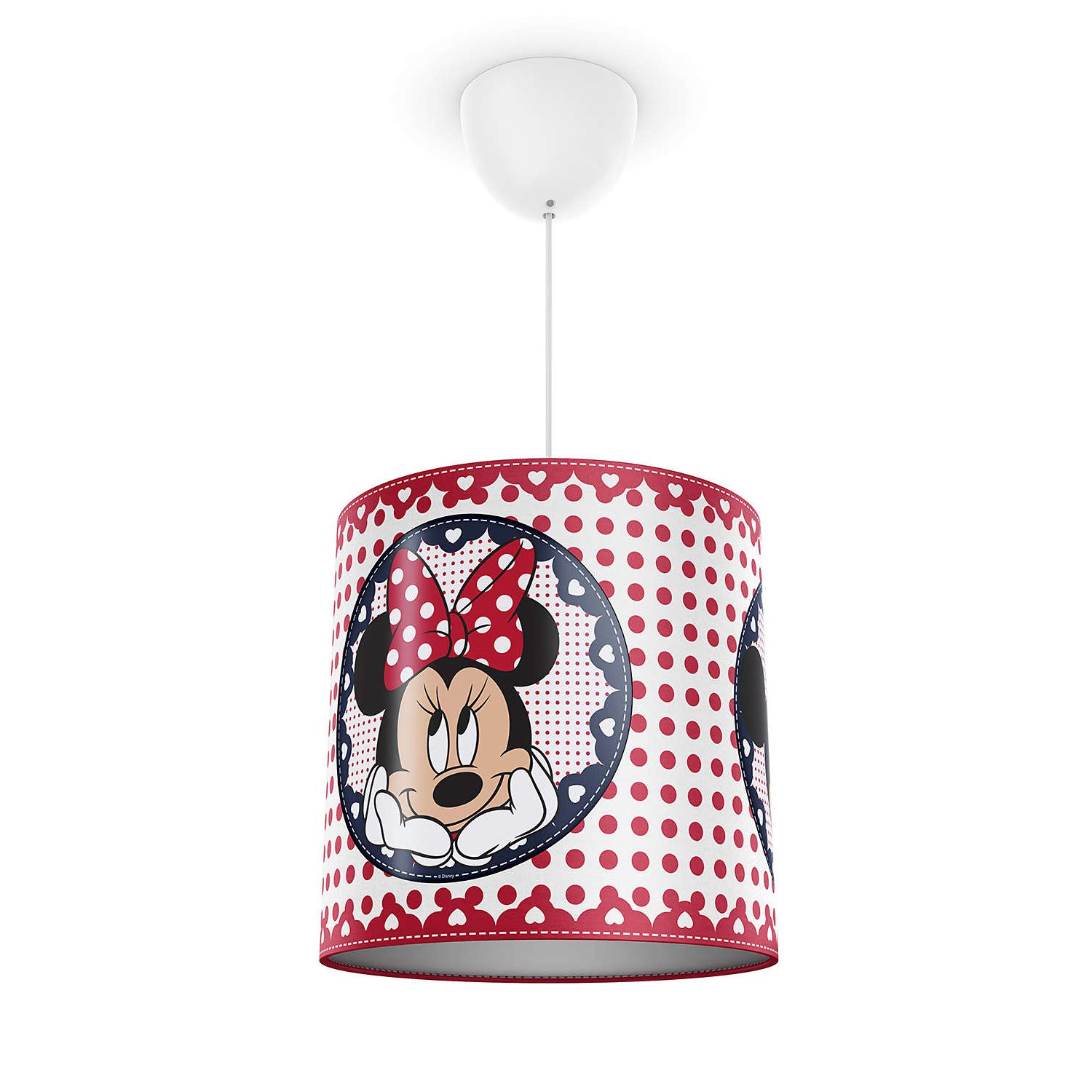 corp de iluminat philips, minnie mouse