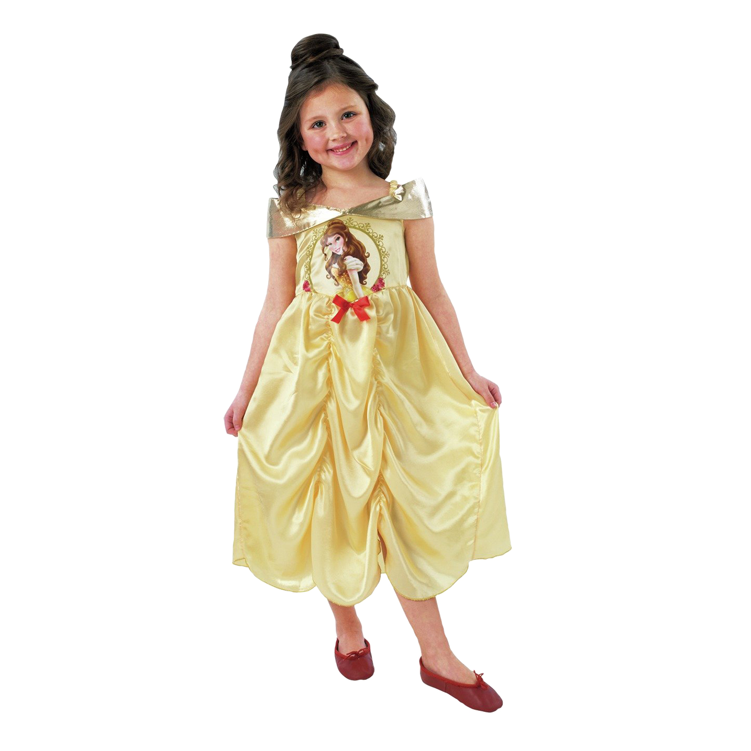 costum disney princess - belle, 5-6 ani