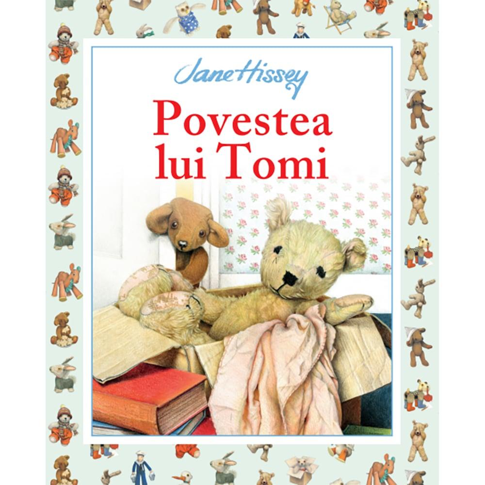 Carte Editura Litera, Povestea lui Tomi, Jane Hissey