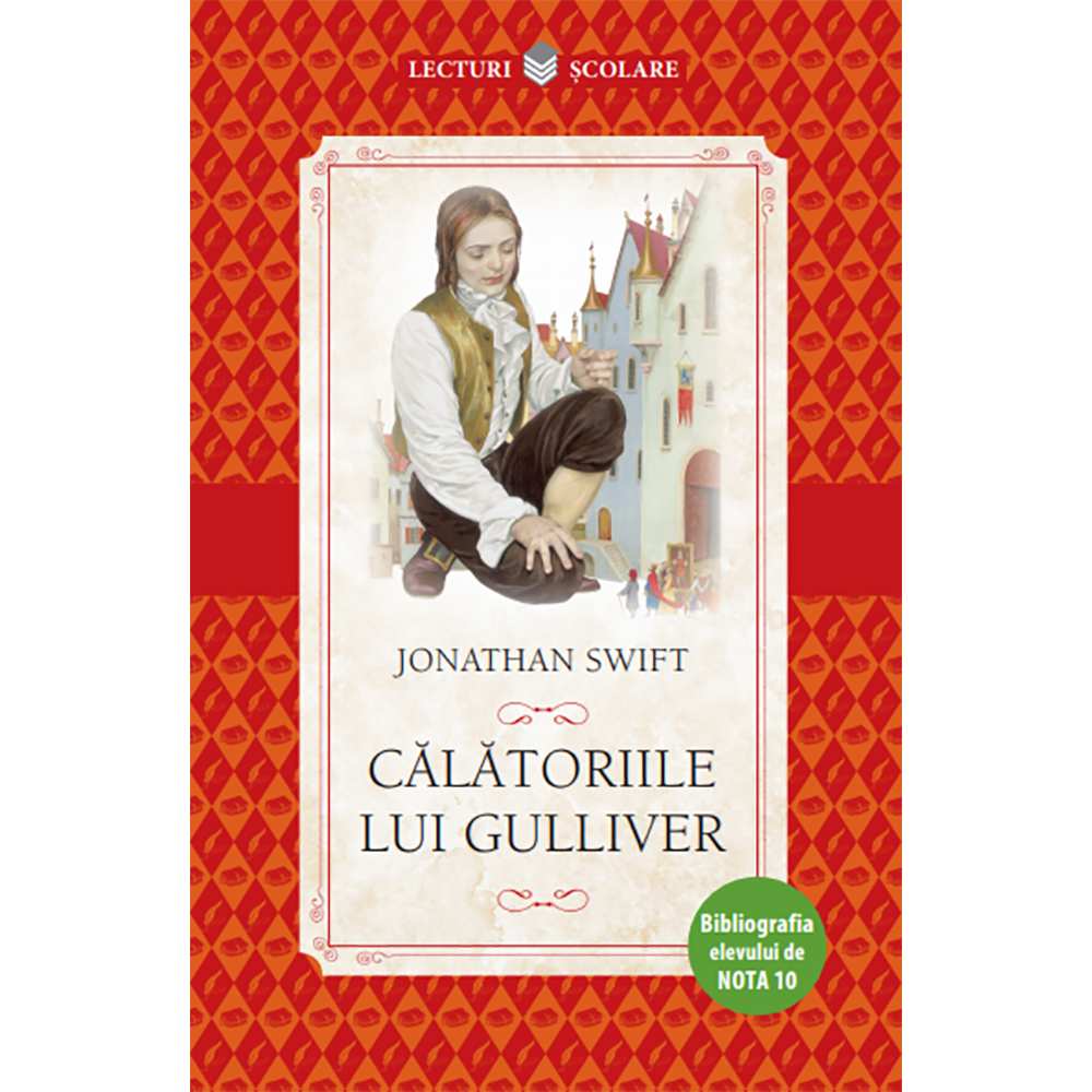 Carte Editura Litera, Calatoriile lui Gulliver