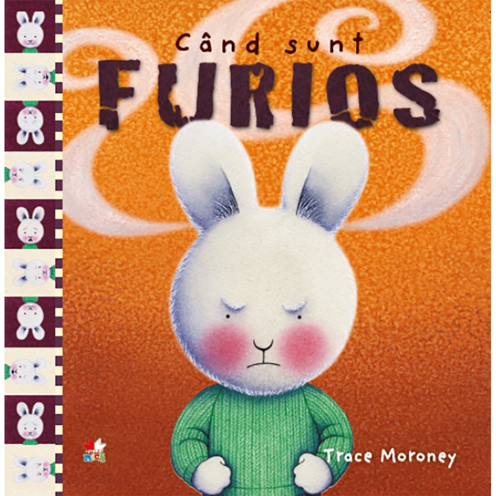 Carte Editura Litera, Cand sunt furios, Trace Moroney
