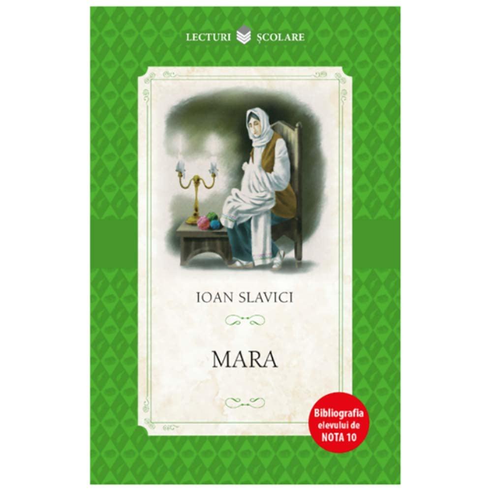 Carte Editura Litera, Mara, Ioan Slavici