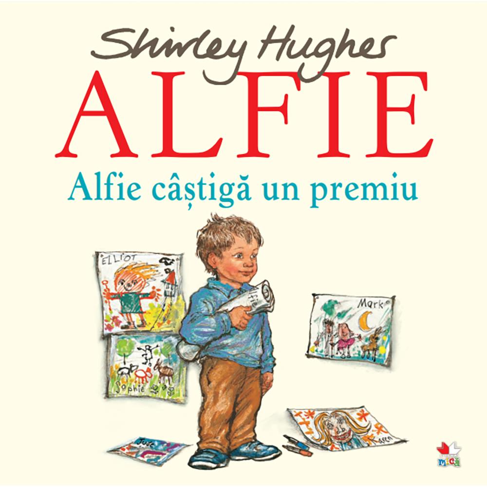 Carte Editura Litera, Alfie. Alfie castiga un premiu, Shirley Hughes